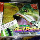 Sega Get Bass Fishing SEGA DREAMCAST JAP NUEVO NEW FACTORY SEALED ENTREGA 24H