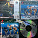 DISNEY ATLANTIS EL IMPERIO PERDIDO PAL ESPAÑA COMPLETO PLAYSTATION PSX PS1 PSONE