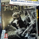 HUNTED THE DEMON'S DEMONS FORGE PAL ESPAÑA PS3 PLAYSTATION 3 NUEVO PRECINTADO