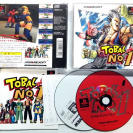 AKIRA TORIYAMA TOBAL No 1 NTSC JAPAN PLAYSTATION PSX PS1 PSONE ENVIO AGENCIA 24H