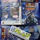 HUNTER THE RECKONING WAYWARD PAL ESPAÑA PS2 PLAYSTATION 2 ENVIO CERTIFICADO/ 24H