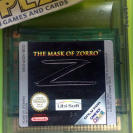 THE MASK OF ZORRO LA MASCARA PAL GAMEBOY GAME BOY COLOR GBC ENVIOCERTIFICADO/24H