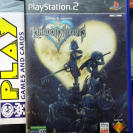 KINGDOM HEARTS SQUARESOFT PAL ESPAÑA PS2 PLAYSTATION 2 ENVIO CERTIFICADO / 24H