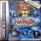 LAS CRONICAS DE NARNIA EL LEON LA BRUJA Y EL ARMARIO NUEVO GBA GAME BOY ADVANCE