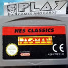 PACMAN PAC MAN NES CLASSICS PAL GAME BOY ADVANCE GBA ENVIO CERTIFICADO / 24H