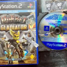 RATCHET GLADIATOR PROMO PAL ESPAÑA PS2 PLAYSTATION 2 ENVIO CERTIFICADO / 24H