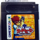 TRADE & BATTLE CARD HERO TRADING GAME BOY COLOR GAMEBOY GBC DMG-AHHJ-JPN