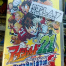EYESHIELD 21 PORTABLE EDITION PSP JAPAN IMPORT NUEVO PRECINTADO NEW SEALED JAP