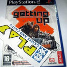 MARK ECKO'S GETTING UP PS2 PLAYSTATION 2 NUEVO PAL ESPAÑA PRECINTADO ENTREGA 24H