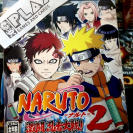 NARUTO GEKITOU NINJA TAISEN 2 JAPAN IMPORT GAME CUBE GAMECUBE CLASH OF NINJA GC