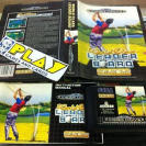 WORLD CLASS LEADER BOARD GOLF PAL COMPLETO MEGADRIVE MEGA DRIVE ENVIO AGENCIA 24
