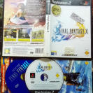 FINAL FANTASY X + BONUS DVD PAL ESPAÑA PS2 PLAYSTATION 2 ENVIO 24H 10 FF10 FFX
