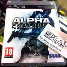 ALPHA PROTOCOL PS3 PLAYSTATION 3 PAL ESPAÑA NUEVO PRECINTADO ENTREGA URGENTE