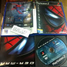 SPIDERMAN SPIDER-MAN PAL ESPAÑA COMPLETO PS2 PLAYSTATION 2 ENVIO CERTIFICADO/24H