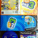 EYETOY PLAY 3 + DEMO EYE TOY PAL ESPAÑA PS2 PLAYSTATION 2 ENVIO CERTIFICADO/ 24H