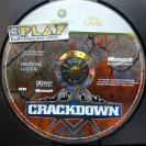 CRACKDOWN CRACK DOWN PAL SOLO DISCO MICROSOFT XBOX 360 ENVIO CERTIFICADO / 24H