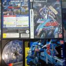 MOBILE SUIT GUNDAM Z AEUG VS. TITANS NTSC JAPAN IMPORT PS2 PLAYSTATION ENVIO 24H