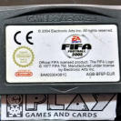 FIFA FOOTBALL 2005 PAL GAME BOY GAMEBOY ADVANCE GBA ENVIO CERTIFICADO / 24H