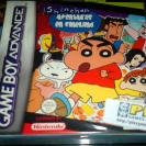 CRAYON SHINCHAN AVENTURAS EN CINELAND PAL ESPAÑA NUEVO GBA GAME BOY ADVANCE