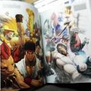 ARTBOOK Street Fighter Artworks Ha Supremacy ART WORKS CAPCOM 20th ANNIVERSARY