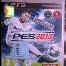 PES 2013 PRO EVOLUTION SOCCER PS3 PAL ESPAÑA PLAYSTATION 3 ENVIO CERTIFICADO/24H