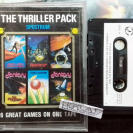 SPECTRUM THRILLER PACK Friday the13th A View to a Kill Codename Mat II BEAKY etc