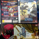 PROJECT ARMS JAPAN IMPORT COMPLETO PS2 PLAYSTATION 2 ENVIO AGENCIA URGENTE 24H