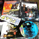 THE KING OF FIGHTERS 2001 2K1 SONY PS2 PLAYSTATION 2 JAP COMPLETO SNK PLAYMORE