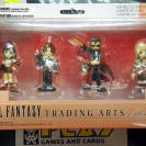 Figure Figura Final Fantasy Trading Arts Mini vol.2 Nuevo Precintado Square Enix