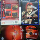 BLOODRAYNE BLOOD RAYNE COMPLETO EN MUY BUEN ESTADO PAL ESPAÑA PS2 PLAYSTATION 2
