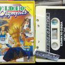 VIDEO OLYMPICS MASTERTRONIC CINTA TAPE SINCLAIR SPECTRUM ENVIO AGENCIA 24H