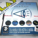 TRAINING FOR YOUR EYES NINTENDO DS PAL ESPAÑA  NUEVO