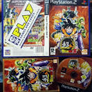 SUPER DRAGON BALL Z PAL ESPAÑA COMPLETO PS2 PLAYSTATION 2 ENVIO CERTIFICADO/ 24H