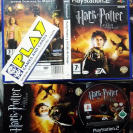 Harry POTTER Y EL CALIZ DE FUEGO PAL ESPAÑA COMPLETO PS2 PLAYSTATION 2