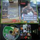 NBA INSIDE DRIVE 2003 PAL ESPAÑA COMO NUEVO MICROSOFT XBOX BASKET BALON CESTO