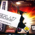 BALDUR BALDUR'S GATE DARK ALLIANCE GBA GAMEBOY NUEVO