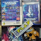 GRADIUS III AND IV  3 4 PAL FRANCIA PS2 PLAYSTATION 2 ENVIO CERTIFICADO / 24H