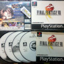 FINAL FANTASY VIII 8 PAL ESPAÑA COMPLETO PSX PS1 PLAYSTATION ENVIO AGENCIA 24H