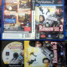 TOM CLANCY'S RAINBOW SIX 3 PAL ESPAÑA PS2 PLAYSTATION 2 ENVIO CERTIFICADO / 24H