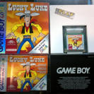 LUCKY LUKE PAL ESPAÑA COMPLETO BUEN ESTADO GAMEBOY GAME BOY GBC COLOR ENVIO 24H
