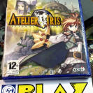 ATELIER IRIS ETERNAL MANA PS2 PLAYSTATION 2 PAL ESPAÑA NUEVO PRECINTADO NEW