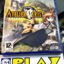 ATELIER IRIS ETERNAL MANA PS2 PLAYSTATION 2 PAL ESPAÑA NUEVO PRECINTADO NEW