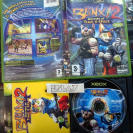 BLINX 2 II PAL ESPAÑA MASTERS OF TIME & AND SPACE MICROSOFT XBOX ENVIO 24 HORAS
