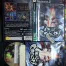 WARRIORS OROCHI Musou Orochi JAPAN IMPORT COMPLETO PS2 PLAYSTATION 2 ENVIO 24H