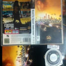 NEED FOR SPEED UNDERCOVER UNDER COVER PSP PAL ESPAÑA COMPLETO ENVIO CERTIFICADO