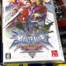 Blazblue Continuum Shift Extend PSP JAP NUEVO PRECINTADO NEW FACTORY SEALED
