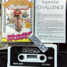 BRIAN JACKS SUPERSTAR CHALLENGE CINTA TAPE SINCLAIR SPECTRUM ENVIO AGENCIA 24H