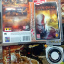 GOD OF WAR CHAINS OF OLYMPUS PAL ESPAÑA COMPLETO MUY BUEN ESTADO SONY PSP