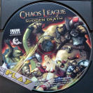 CHAOS LEAGUE SUDDEN DEATH PC SOLO DISCO PAL ESPAÑA ENVIO AGENCIA 24H MARVEL