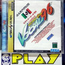 J LEAGUE VICTORY GOAL 96 NTSC JAPAN IMPORT SEGA SATURN ENVIO CERTIFICADO/ 24H